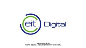 OneMinStoryn videotuotanto: Eit Digitalin Trusted Cloud -hankkeen esittelyvideo