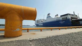 OneMinStory's video production: Finnlines video