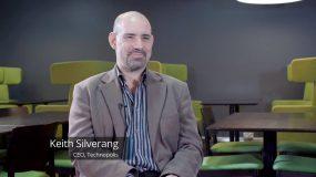 M-Files asiakasreferenssivideo , asiakasvideo jossa Keith Silverang, Technopolis esiintyy. Videotuotanto OneMinStory