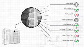 OneMinStoryn videotuotanto: Uccomaster rakennus ja kiinteistöalan tuote-esittelyvideo